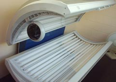 Sunbeds & UV radiation home