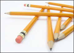 Phtalates dans les fournitures scolaires Page d'accueil