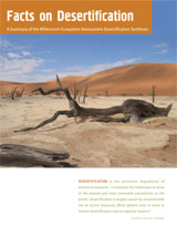 Desertification foldout
