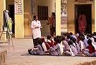 India objetivos milenio inicio