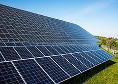 Energie solaire Page d'accueil