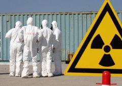Radiological nuclear emergency home