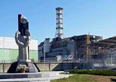 Tchernobyl Page d'accueil