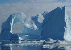 Cambio climático ártico inicio