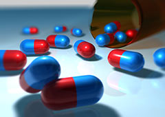 Pharmaceuticals environment home
