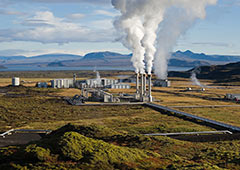 Geothermal Energy home