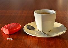 Seguridad del aspartamo inicio