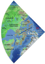 Sub-region IV: Central and East Canadian Arctic and West-Greenland