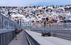 Arctic communities, such as Tromsø in Norway, are facing important changes