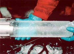 Deep ice core from Law Dome